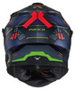 NEXX XWED 2 Wild Country Black Orange Helmet