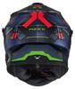 NEXX XWED 2 Wild Country Black Yellow Helmet
