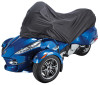 Tour Master TM Select Black Half Can-Am Cover