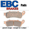 EBC Double-H Sintered Metal Brake Pads FA319HH