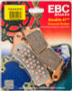EBC Double-H Sintered Metal Brake Pads FA216 2HH