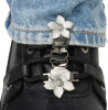 RYDER CLIPS LACED BOOT TYPE (FLOWER) (FWL-FC)