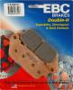 EBC Double-H Sintered Metal Brake Pads FA488HH