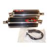 Jardine RT1 Carbon Fiber Slip On Exhaust Pipe Muffler Triumph SPEED TRIPLE 05 06