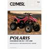 Clymer M363 Service Shop Repair Manual Pol Scrambler 500 ATV