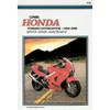 Clymer M438 Service Shop Repair Manual Honda VFR800