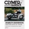 Clymer M430-4 Service Shop Repair Manual Harley FLH/FLT Twin Cam 88 / 103 99-05
