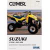Clymer M270-2 Service Shop Repair Manual Suzuki LT-Z400 2003-2008