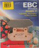 EBC Double-H Sintered Metal Brake Pads FA124 2HH