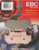 EBC Double-H Sintered Metal Brake Pads FA69HH