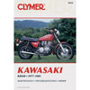 Clymer M358 Service Shop Repair Manual Kawasaki KZ650 1977-1983