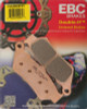 EBC Double-H Sintered Metal Brake Pads FA209 2HH