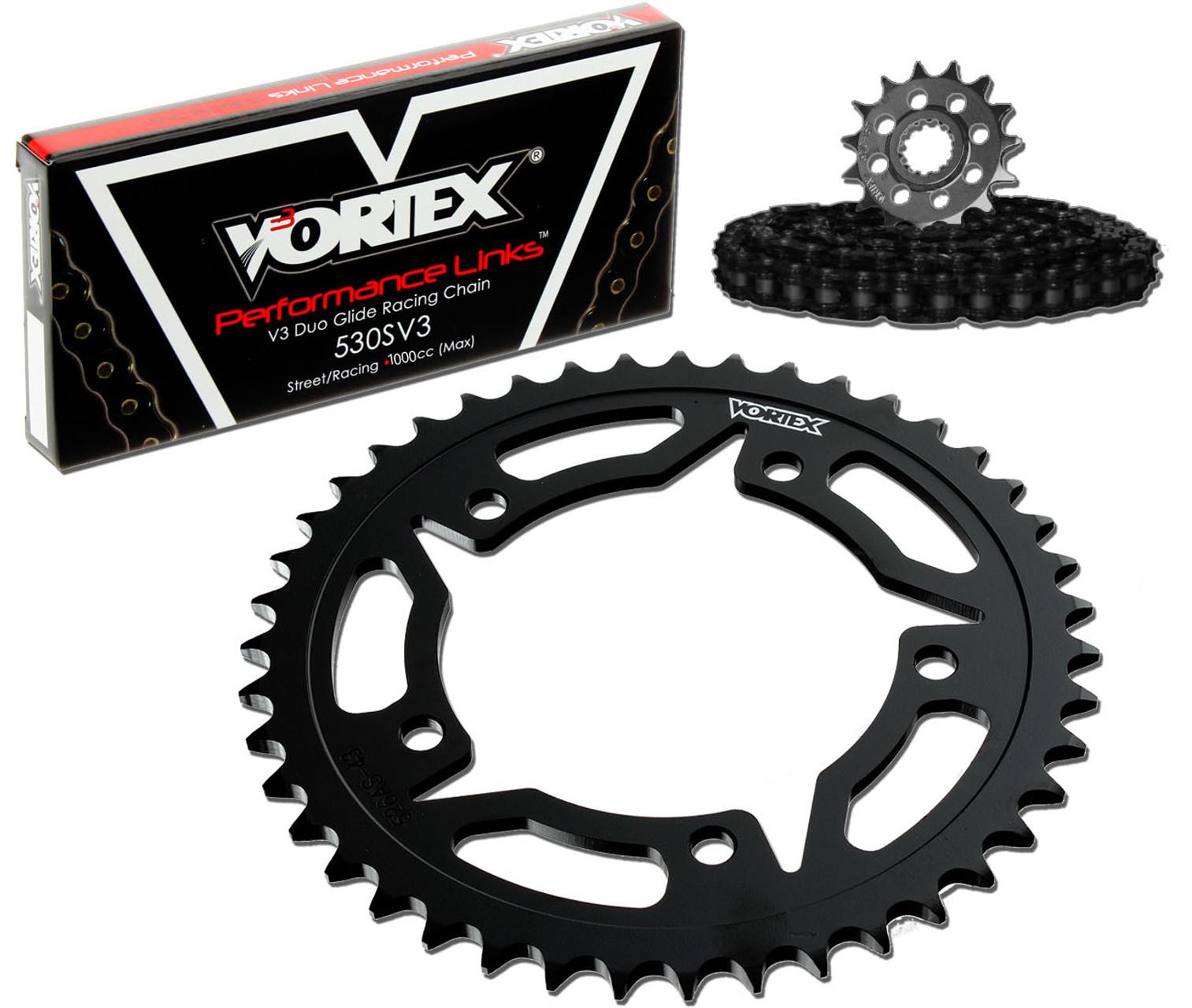 Vortex CK6145 Chain and Sprocket Kit