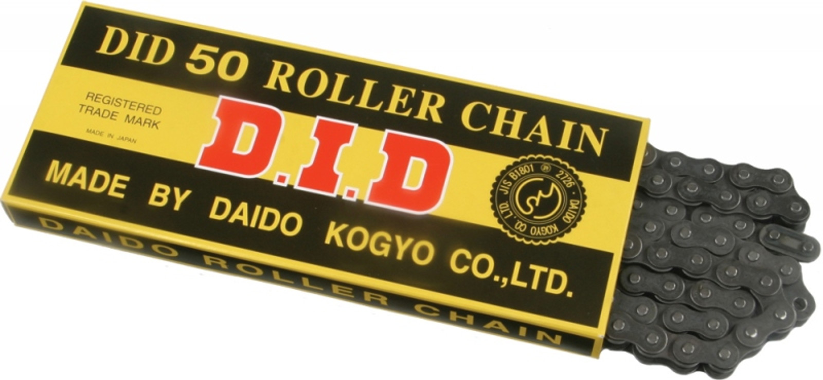 DID 530-106 Standard Series Chain with Connecting Link