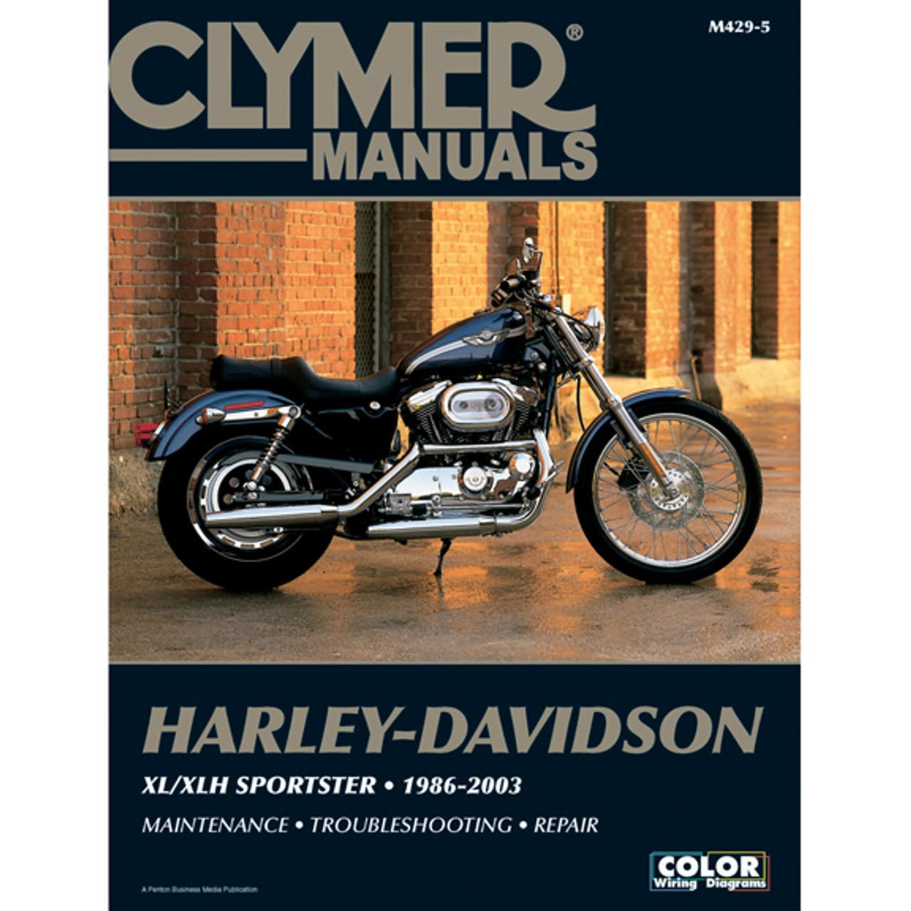 Clymer M429-5 Service Shop Repair Manual Harley XL 883 / 1200 ... on harley-davidson street glide wiring diagram, 1200 custom wiring diagram, simple harley wiring diagram, harley-davidson street glide parts diagram, split unit air conditioner wiring diagram, 2001 sportster ignition system diagram, honda cbr 600 parts diagram, harley-davidson tail light wiring diagram, harley wiring harness diagram, harley-davidson golf cart wiring diagram, harley dyna s ignition wiring diagram, harley starter wiring diagram, chevrolet ssr wiring diagram, ducati 998 wiring diagram, harley-davidson motorcycle parts diagram, harley-davidson ultra classic wiring diagram, triumph speed triple wiring diagram, harley-davidson gas tank diagram, 1999 ford explorer electrical wiring diagram, harley sportster oil line diagram,