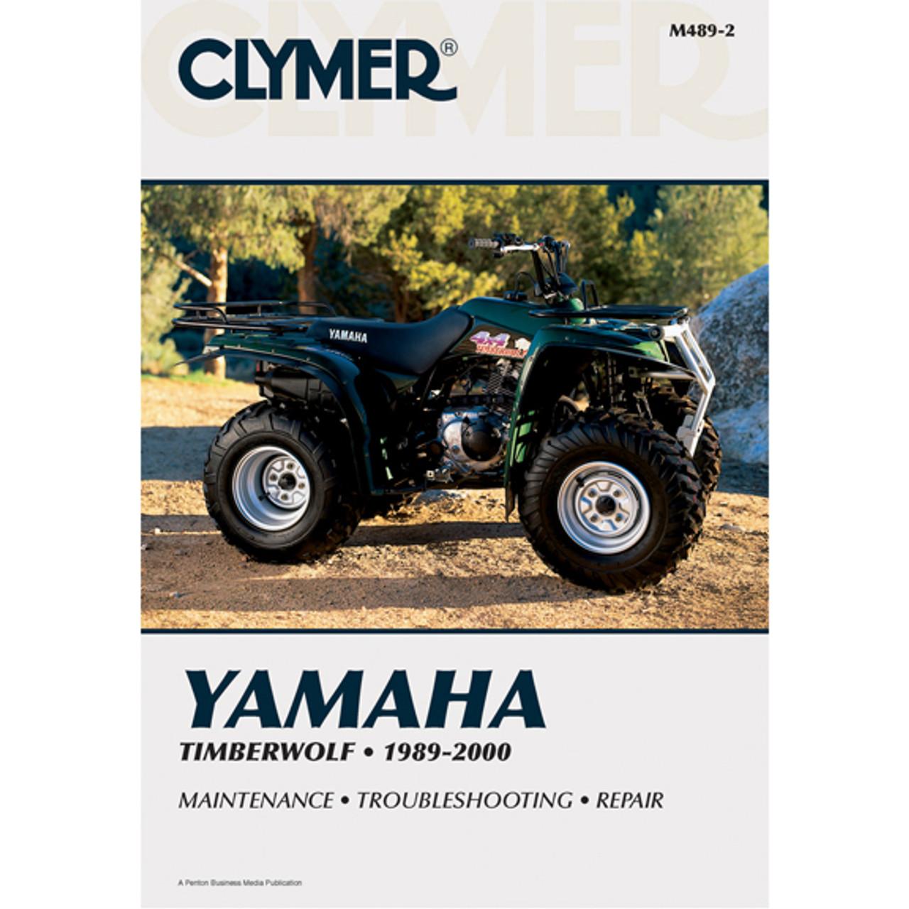 Clymer M225 Offroad Manuals
