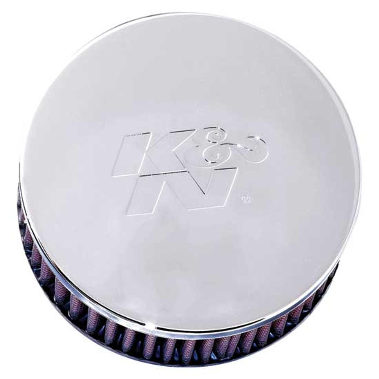 K/&N Air Filter RC-0850 2-7//16 Flg 5-1//8 Od 2 H