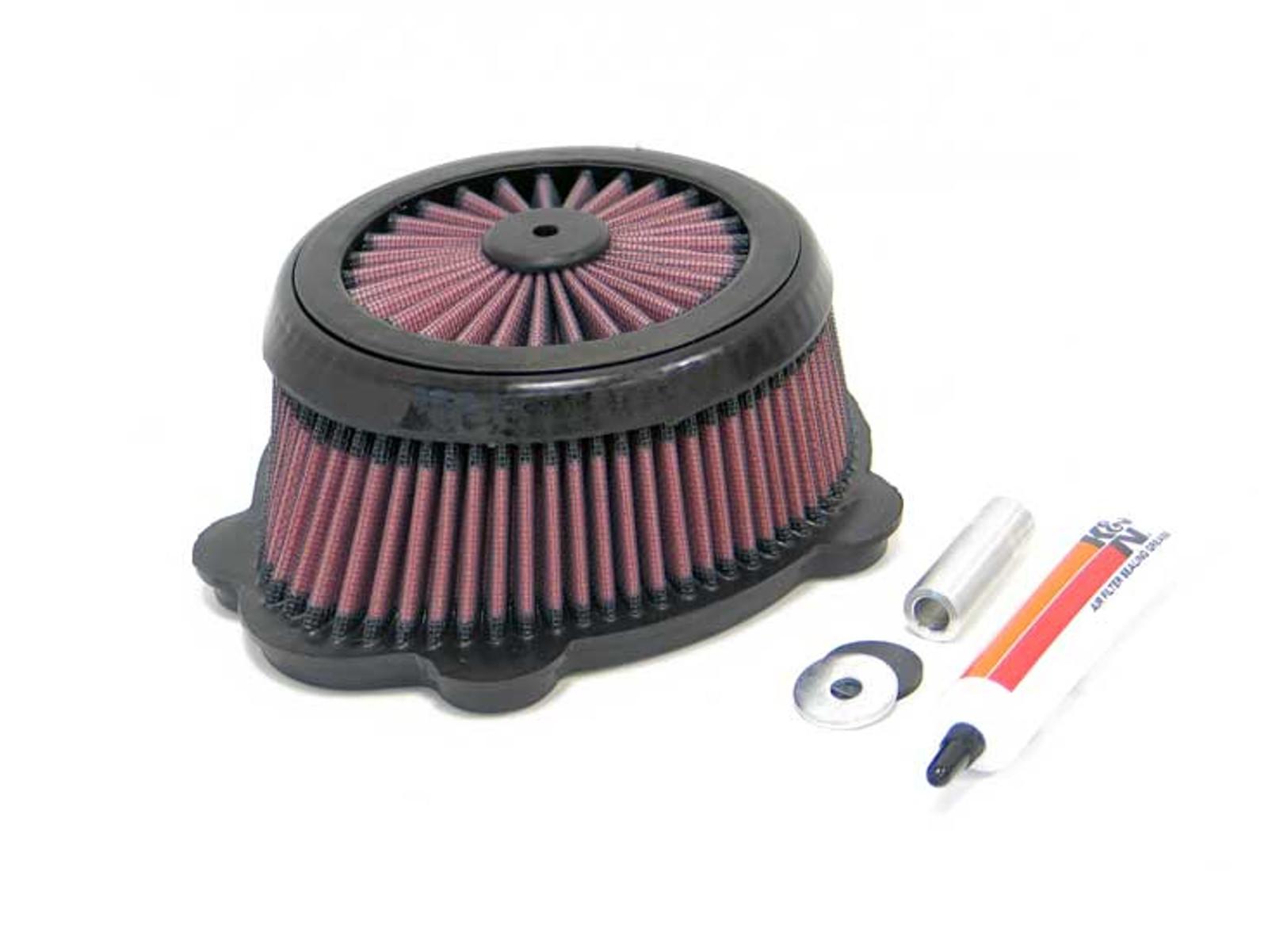 Kawasaki  KX125 A4  KX250 A4 1978 Air Filter UNI NU-2318 ST KX 125 MX  KX 250 MX