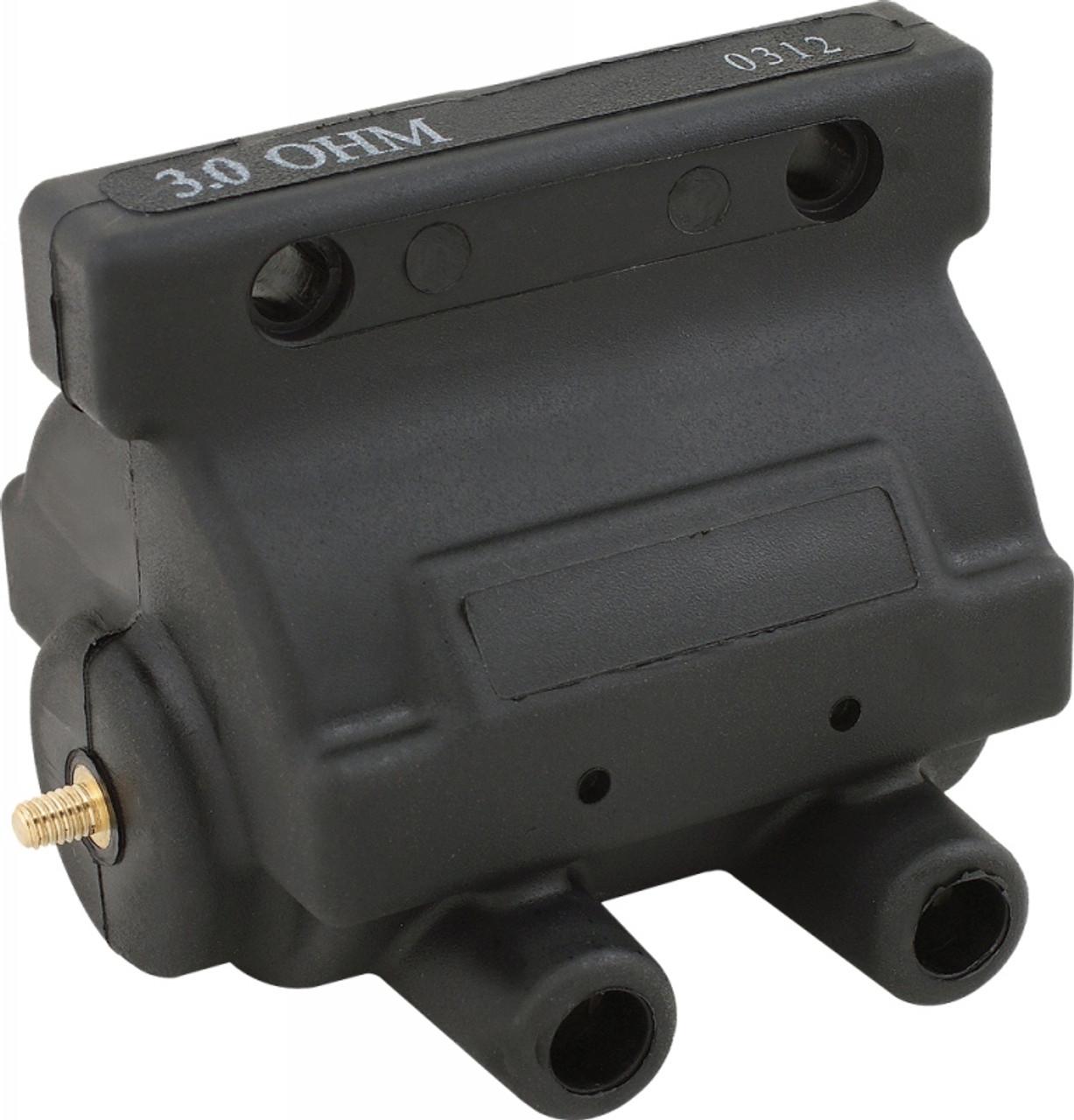 ACCEL POWER PULSE COIL BLACK 3 0 OHM (140401BK)