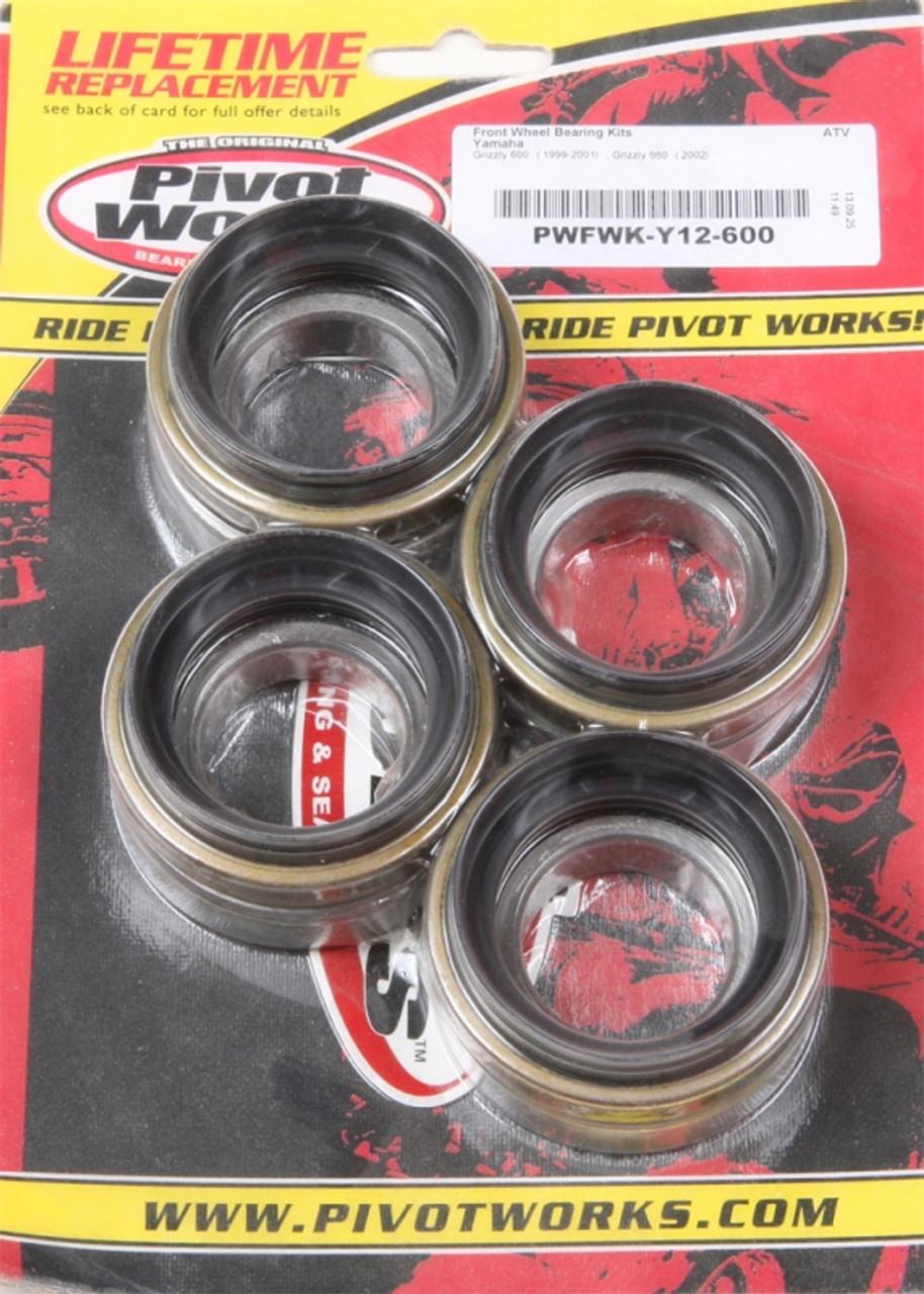 Pivot Works PWRWK-K07-521 Rear Wheel Bearing Kit