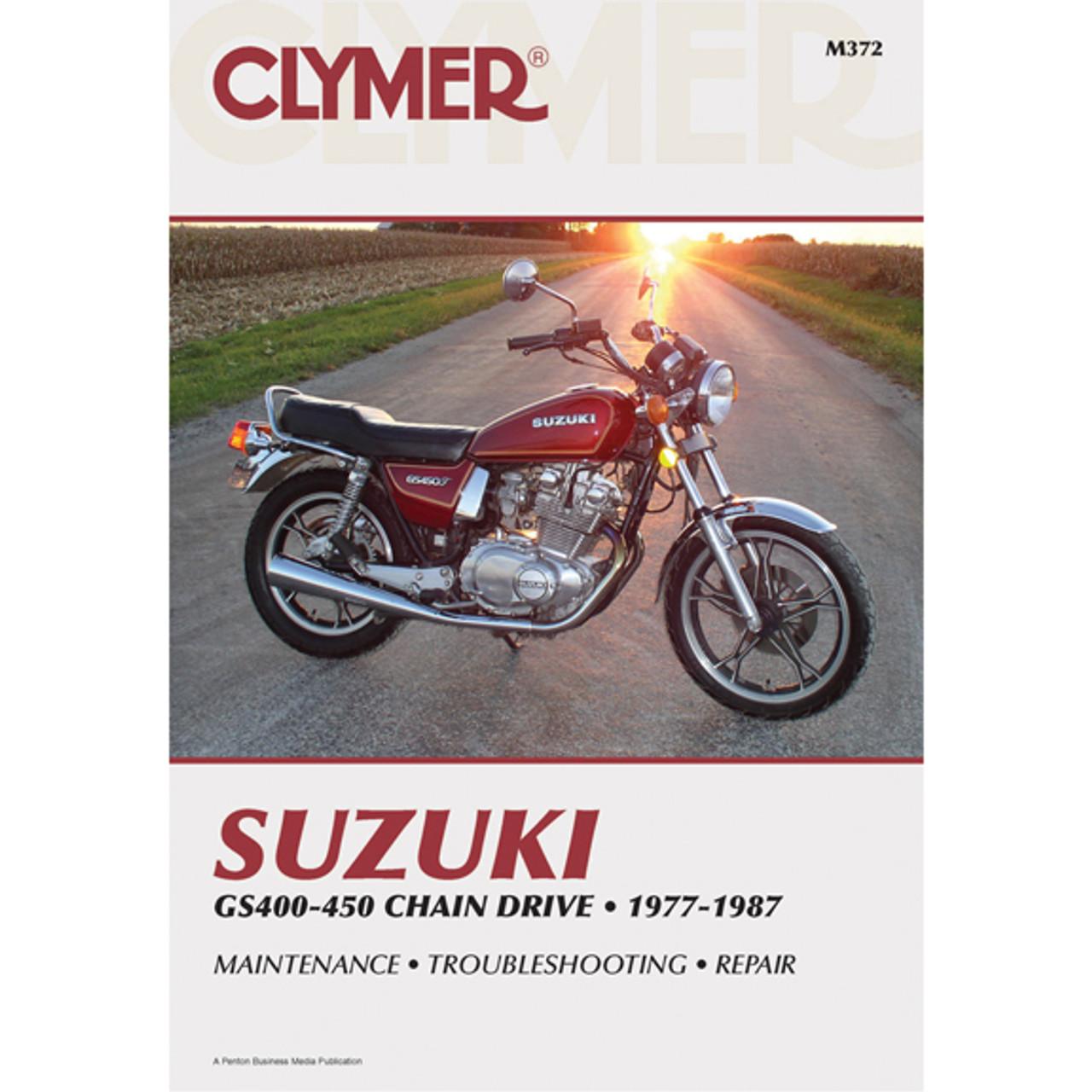 Suzuki GS400-450 Twins 77-87