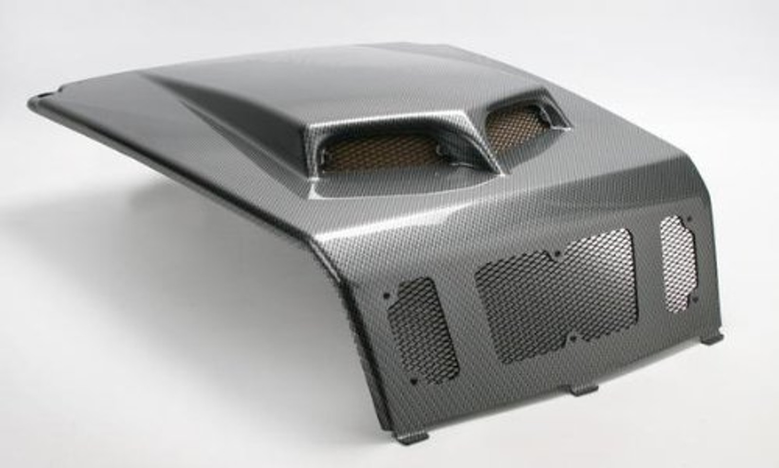 MAIER TRX450R VENT HOOD BLACK PART# 509720 NEW