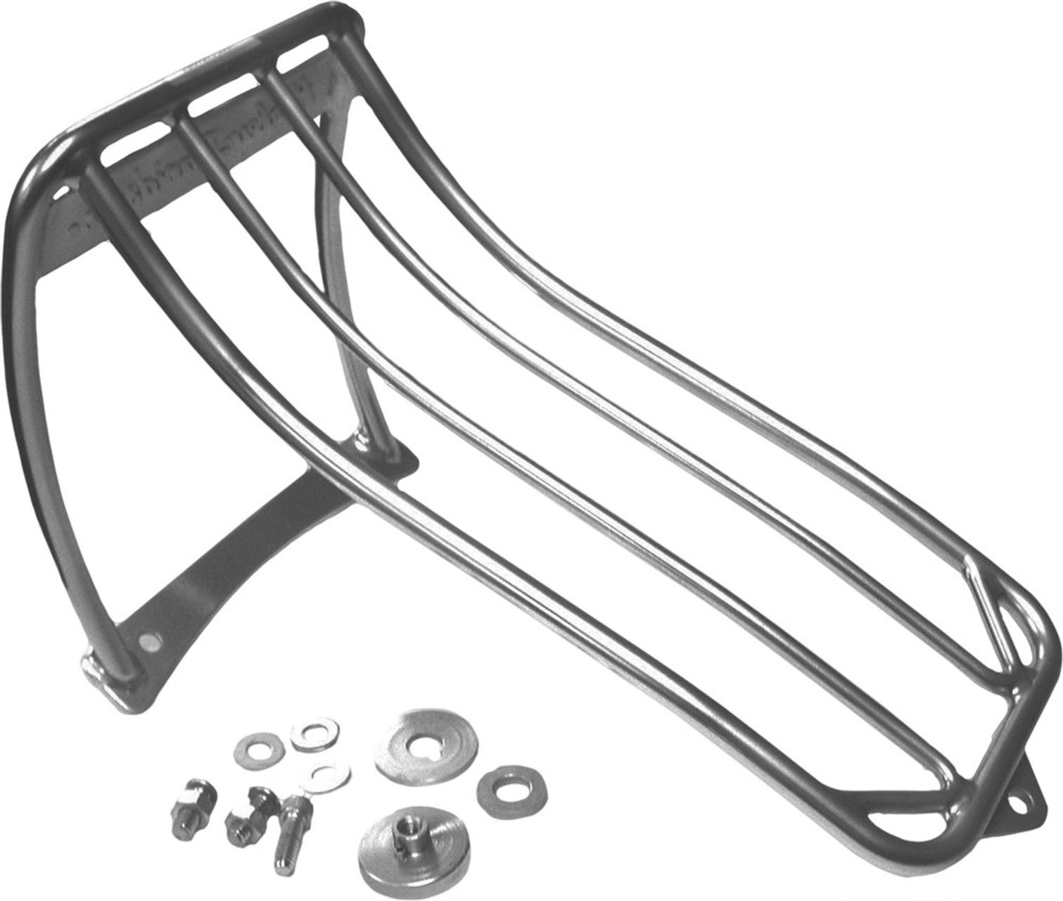 Harddrive 77-0069 Chrome Solo Luggage Rack