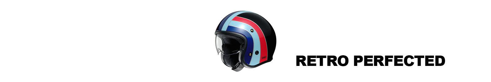 Shoei JO Helmets