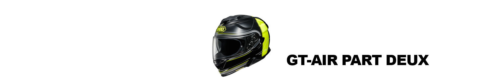 Shoei GT-AIR II Helmets