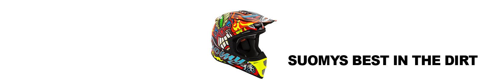 Suomy MX Speed Helmets