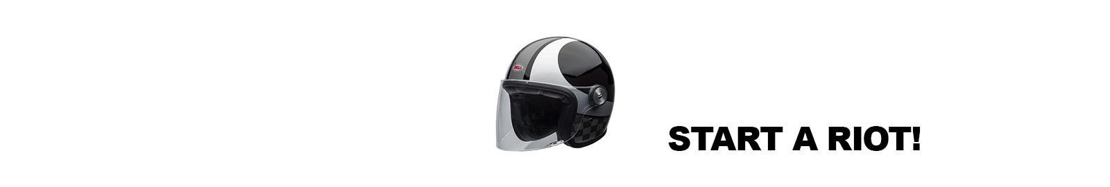 Bell Riot Helmets