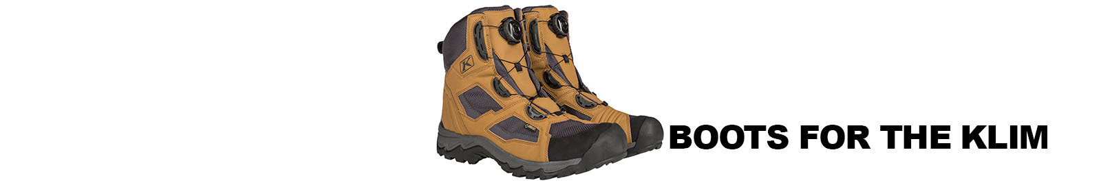 Klim Boots
