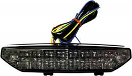 Dmp Powergrid Tail Light (Smoke) - 905-4419D