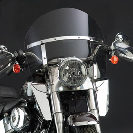 National Cycle Switchblade Chopped Windshield (38% Tint) - N21428