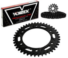Vortex CK6229 Chain and Sprocket Kit GFRA YAM YZF-R6 / S 03-09 (1D,ALU)