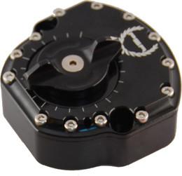 Psr Psr Steering Damper Kit Blk Ya Maha - 07-00859-22