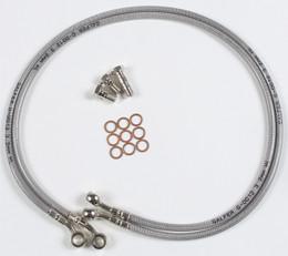 GALFER BRAKELINE FRONT FJR1300 W/O ABS (FK003D336)