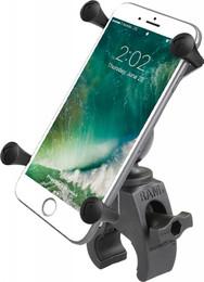 "Ram Ram X-Grip Holder Large Phone W/Tough Claw .625 - 1.5"" R - RAM-HOL-UN10-400"