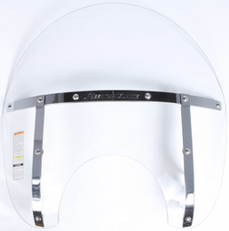 National Cycle Switchblade Windshield Chopped (Clear) - N21405