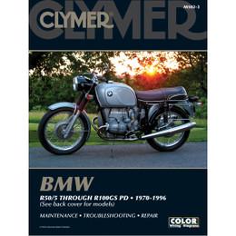 Clymer M502-3 Service Shop Repair Manual BMW R50/5 through R100GS PD 1970-1996