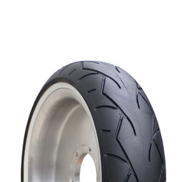 Vee Rubber VRM302 White Wall Tire MT90 B16 RR