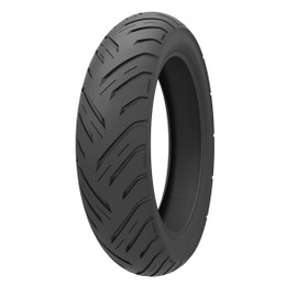 Kenda K676 Retroactive Rear Tire 120/90B-18 4PR TL