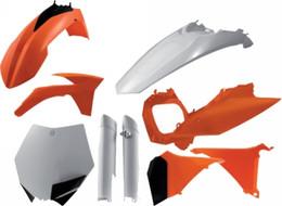 Acerbis Plastic Kit (Orange) - 2205272882