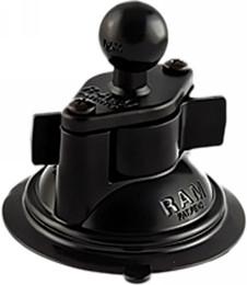 """Ram 3.3"""" Dia. Suct Cup W/ 1"""" Ball - RAM-B-224-1U"""