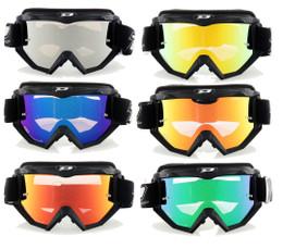 Pro Grip 3204 MX Goggles Matte Black