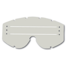 Pro Grip 3215 Adult Replacement Roll Off Lens Clear (No Stick)