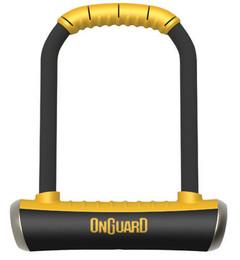 """OnGuard 8001 Brute STD U-Lock 4.37"""" x 7.96"""""""