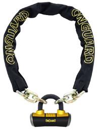 OnGuard 8019 Mastiff Hex Chain Lock 3.57' x 10mm
