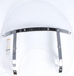 National Cycle Switchblade Windshield Chopped (Clear) - N21401