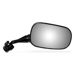 EMGO OEM Replacement Mirror for 00-02 Honda CBR929RR/954RR Right Side Carbon